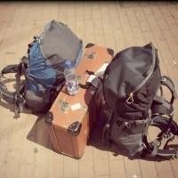 Рюкзаки со съёмным надбёдерным поясом