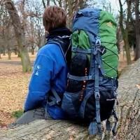 Рюкзаки с 2 съёмными креплениями спинки