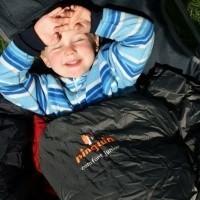 Спальные мешки для детей