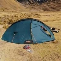Палатки с дюралюминиевым каркасом