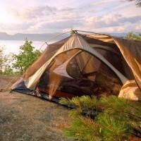 Палатки с отдельно устанавливающимся внешним тентом