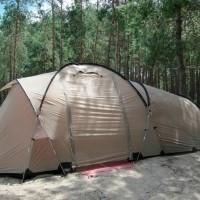 Семиместные палатки