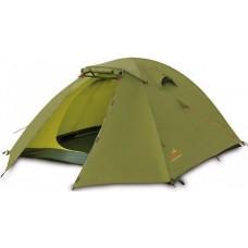 Четырёхместная палатка Pinguin Bora 3+1 Green