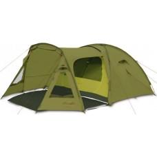 Четырёхместная палатка Pinguin Campus 3+1 Duralu Green