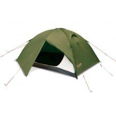 Трёхместная палатка Pinguin Gemini 150 Extreme 2+1 Green