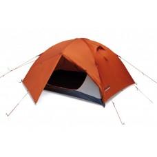Трёхместная палатка Pinguin Gemini 150 Extreme 2+1 Orange