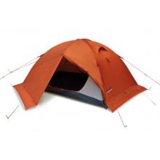 Трёхместная палатка Pinguin Gemini 150 Extreme Snow 2+1 Orange