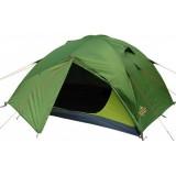 Четырёхместная палатка Pinguin Gemini 210 3+1 Green