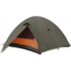 Четырёхместная палатка Pinguin Serac 3+1 Green