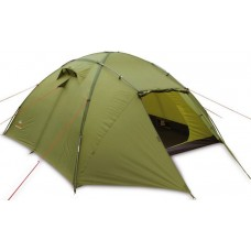 Трёхместная палатка Pinguin Tornado 2+1 Duralu Green