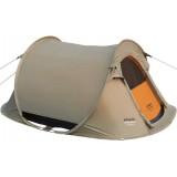 Трёхместная палатка Pinguin Instent 3 Sand