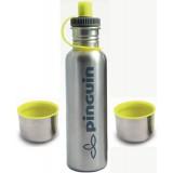 Набор термос и чашки Pinguin Bottle S with 2 Caps